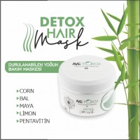 AVE TOUCH DETOX HAİR MASK